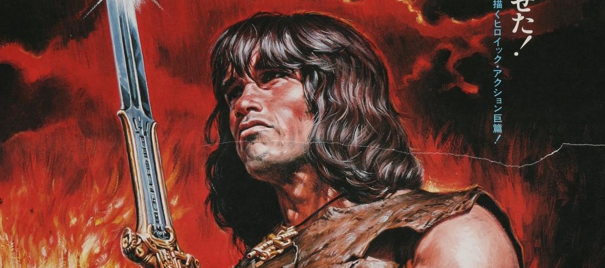 Conan Poster Crop